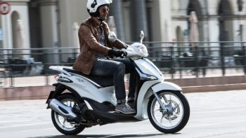 Piaggio Liberty 150: Η χαρά της ελευθερίας