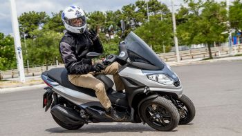 Test: Piaggio MP3 300 HPE