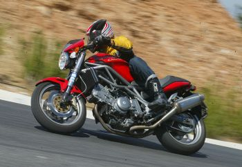 Cagiva Raptor 650… To outsider!