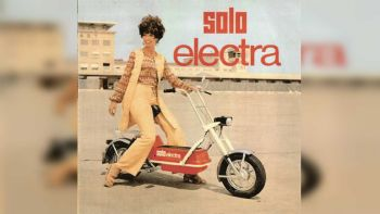 Solo Electra: Το ηλεκτρικό scooter του 1973!