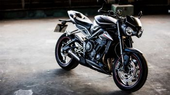Triumph: Αναβαθμίσεις στα Street Triple S/RS