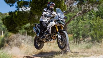 Test: Triumph Tiger 900 Rally Pro