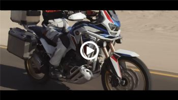 To επίσημο video της Honda Africa Twin Adventure Sports