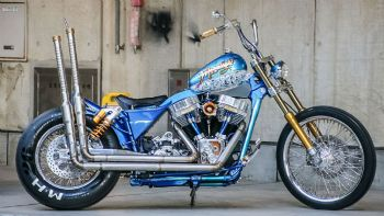 Moonlight: Chopper dragster