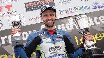 William Dunlop: Στο Ιρλανδικό Hall of Fame
