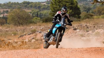 Yamaha Tenere 700 Rally Edition - Test