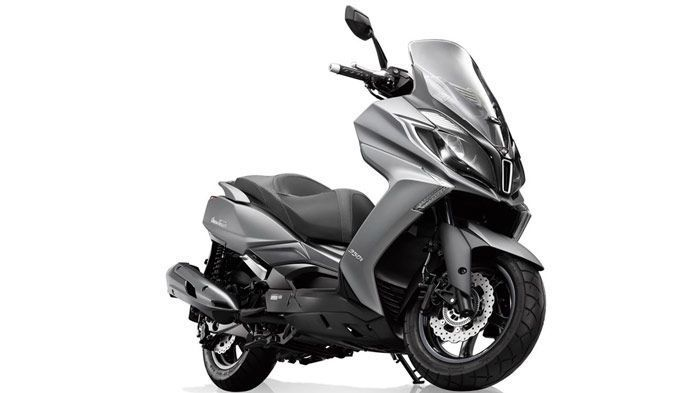 kymco downtown 350i abs  e4
