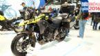 Ρεπορτάζ: Η Suzuki στην EICMA